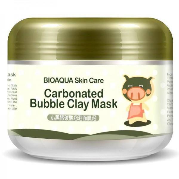 Carbonated Bubble Clay Mask - пузырьковая маска для лица