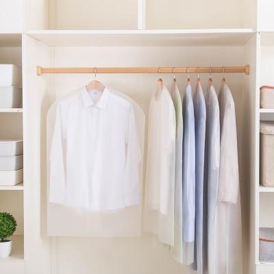 Чехол для одежды прозрачный (60*90)