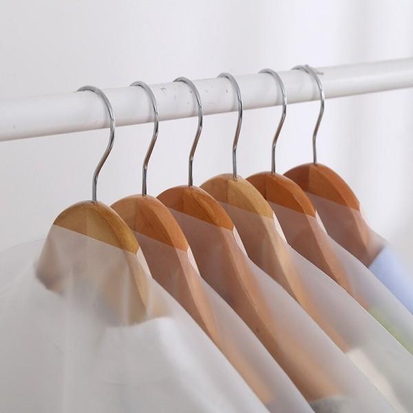 Чехол для одежды прозрачный (60*120)