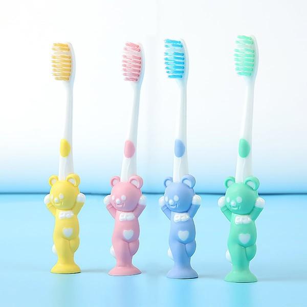 Набор детских зубных щеток (4 шт)