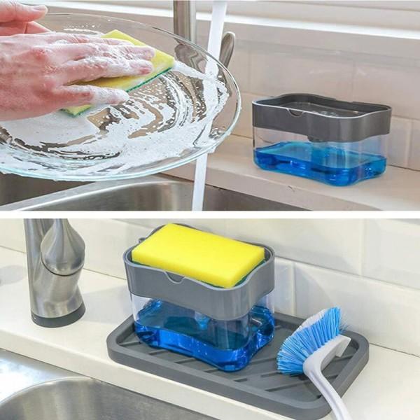 Дозатор автоматический для моющего средства