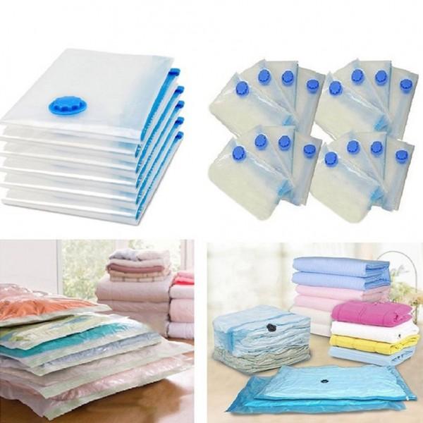 Вакуумные пакеты для хранения вещей (50*70)